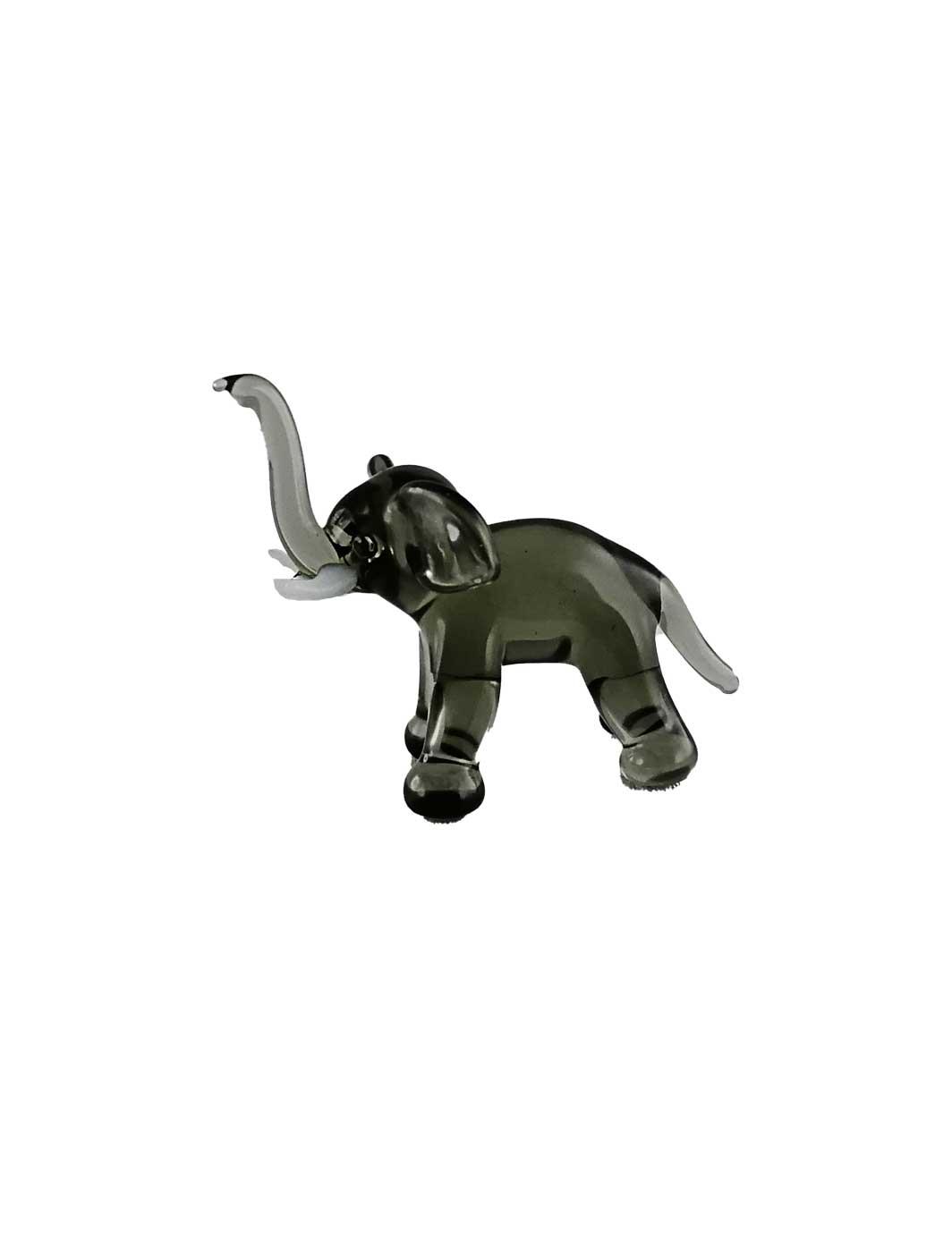 Glasfigur Elefant klein