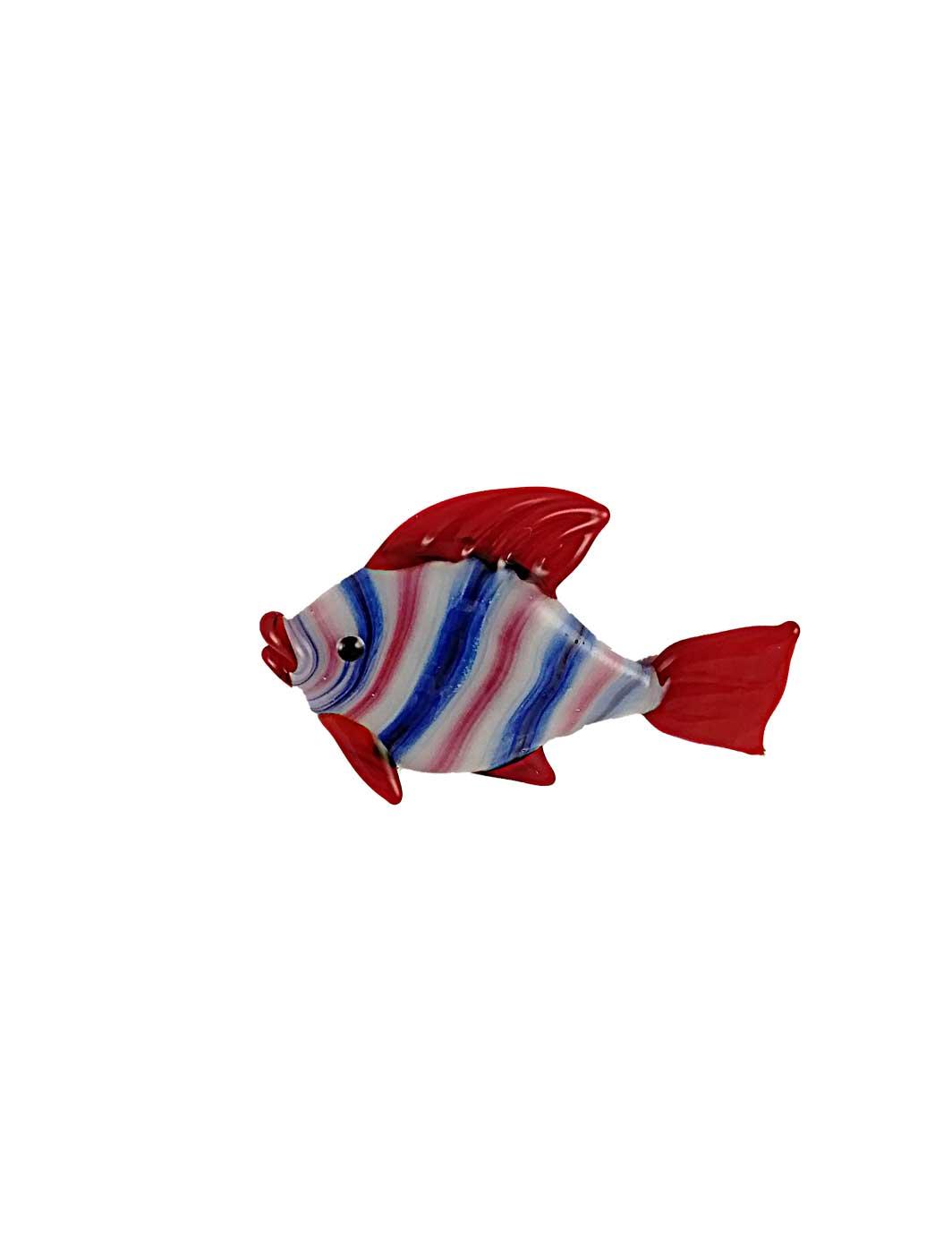 Fisch mit Magnet